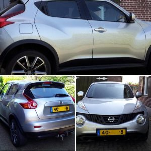 Nissan Juke from Holland