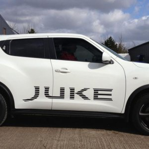 New Juke Graphics