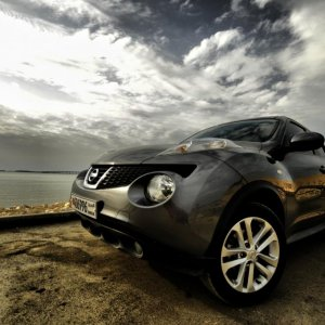My Juke chillin by the beach!